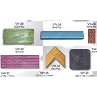 Wall Tile Moulds - 02