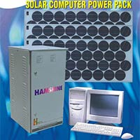 Solar Power Pack For Computer