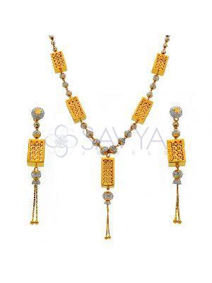 ABCS13 Adira Ball Chain Set