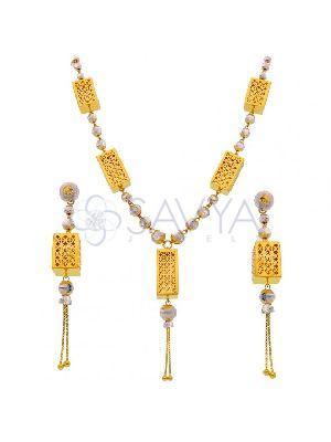 ABCS15 Adira Ball Chain Set