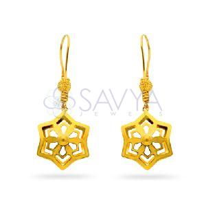ALH04 Adira Hanging Earrings