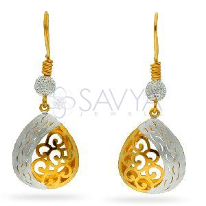 ALH11 Adira Hanging Earrings