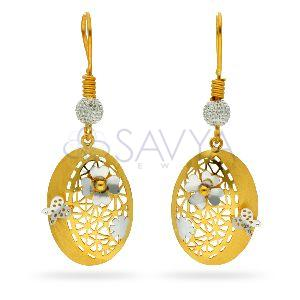 ALH14 Adira Hanging Earrings