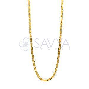 CNB09 Gold Designer Chain