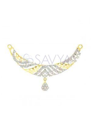 DTM13 Diamond Pendant