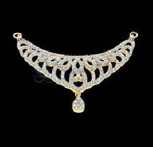 DTM14 Diamond Pendant