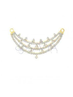 DTM15 Diamond Pendant