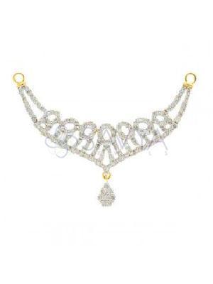 DTM17 Diamond Pendant