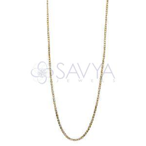 ITC01 Gold Italian Chain