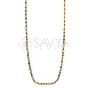 ITC02 Gold Italian Chain