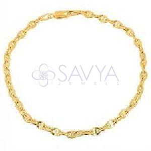 Ladies Gold Bracelets