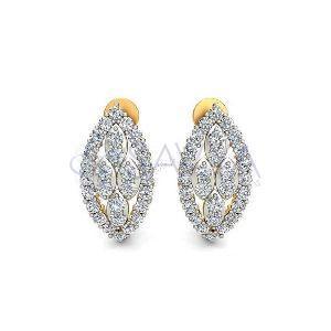 SJ DTS01 Diamond Earring