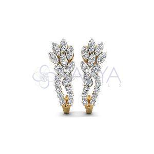 SJ DTS04 Diamond Earring