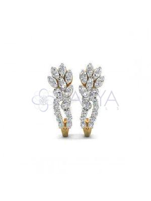 SJ DTS04 Diamond Earring