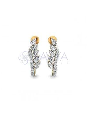 SJ DTS05 Diamond Earring