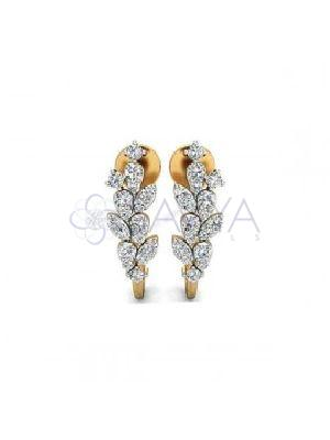SJ DTS06 Diamond Earring
