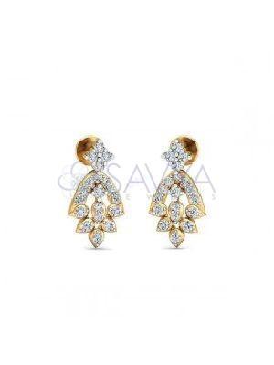 SJ DTS32 Diamond Earring