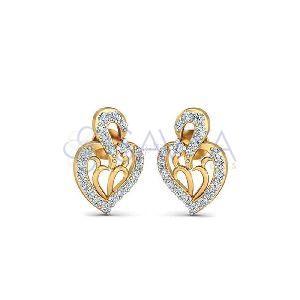 SJ DTS34 Diamond Earring