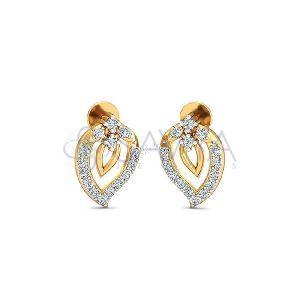 SJ DTS37 Diamond Earring