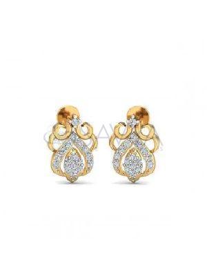 SJ DTS38 Diamond Earring