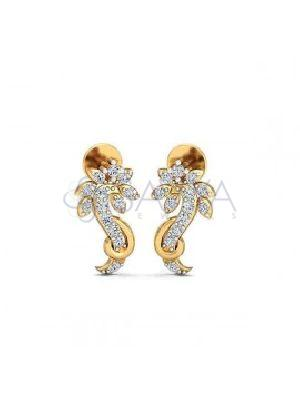 SJ DTS40 Diamond Earring