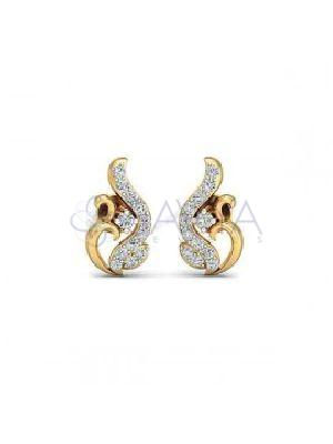 SJ DTS42 Diamond Earring