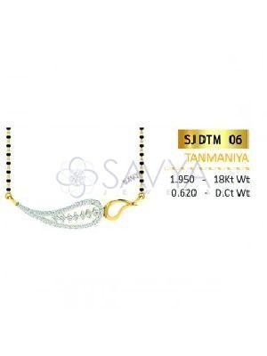 SJDTM 06 Diamond Pendant