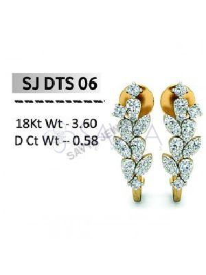SJDTS 06 Diamond Earring