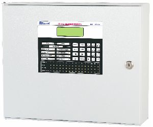 12 To 128 Zones Fire Alarm Control Panel