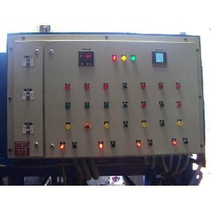 Pipe Cleaning Control Panel