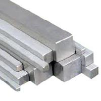 Bright Steel Square Bars