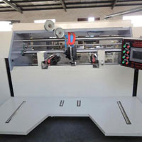Semi Automatic High Speed Stitching Machine