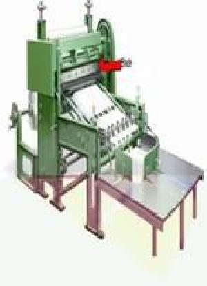 BOXMAC Paper Roll to Sheet Cutting & Corrugation Machine