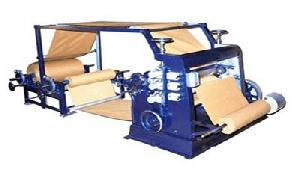 BOXMAC Vertical Type Paper Corrugation Machine