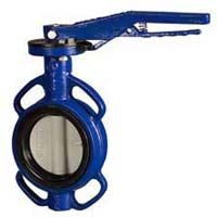 Honeywell Manual Butterfly Valve with Handlever