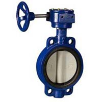 Honeywell Manual Butterfly Valves with Gear Box