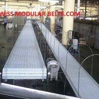 Food Cooling Conveyor System