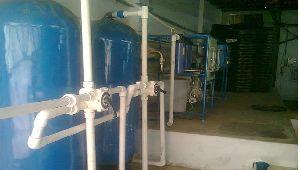 3000 LPH Reverse Osmosis Plant