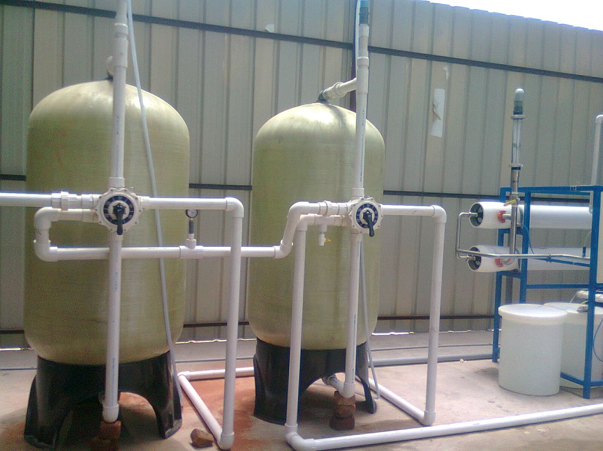3000 to 5000 LPH Reverse Osmosis Plant
