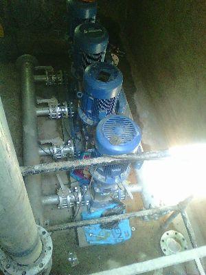 Hydro Pneumatic Plant