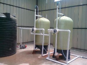 Iron Removal Water Plant 01