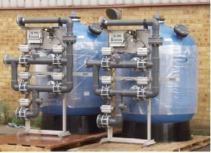 Iron Removal Water Plant 02