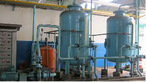 Pressure Sand Filter and Carbon Filter