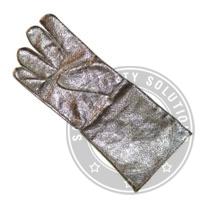 Aluminized Safety Gloves