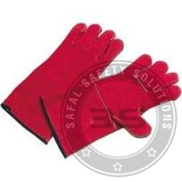 Heavy Duty Welding Safety Gloves