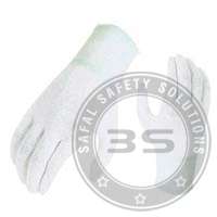 PU Coating On Palm Safety Gloves
