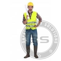 Reflective Safety Vest (Jacket)