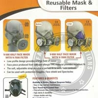Safety Reusable Respirators