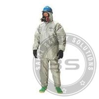 Tychem-F Suit