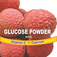 Litchi Flavour Glucose Powder